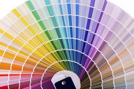 paint sample catalogue