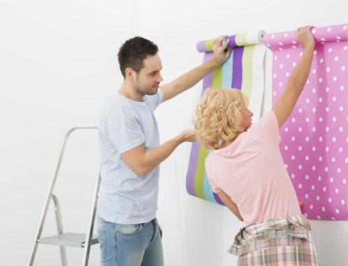 Painting vs. Wallpapering: Which One Should You Choose?